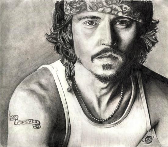 Johnny Depp par b_creative